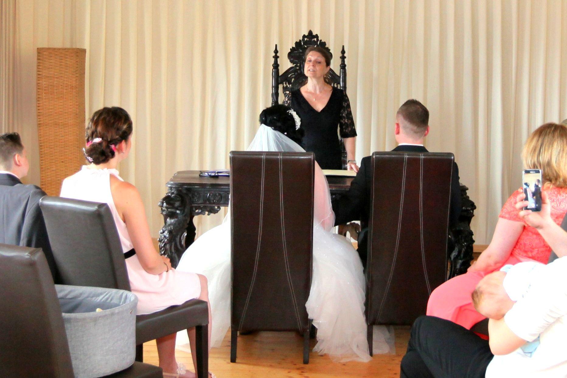 Trauredner für freie Hochzeit