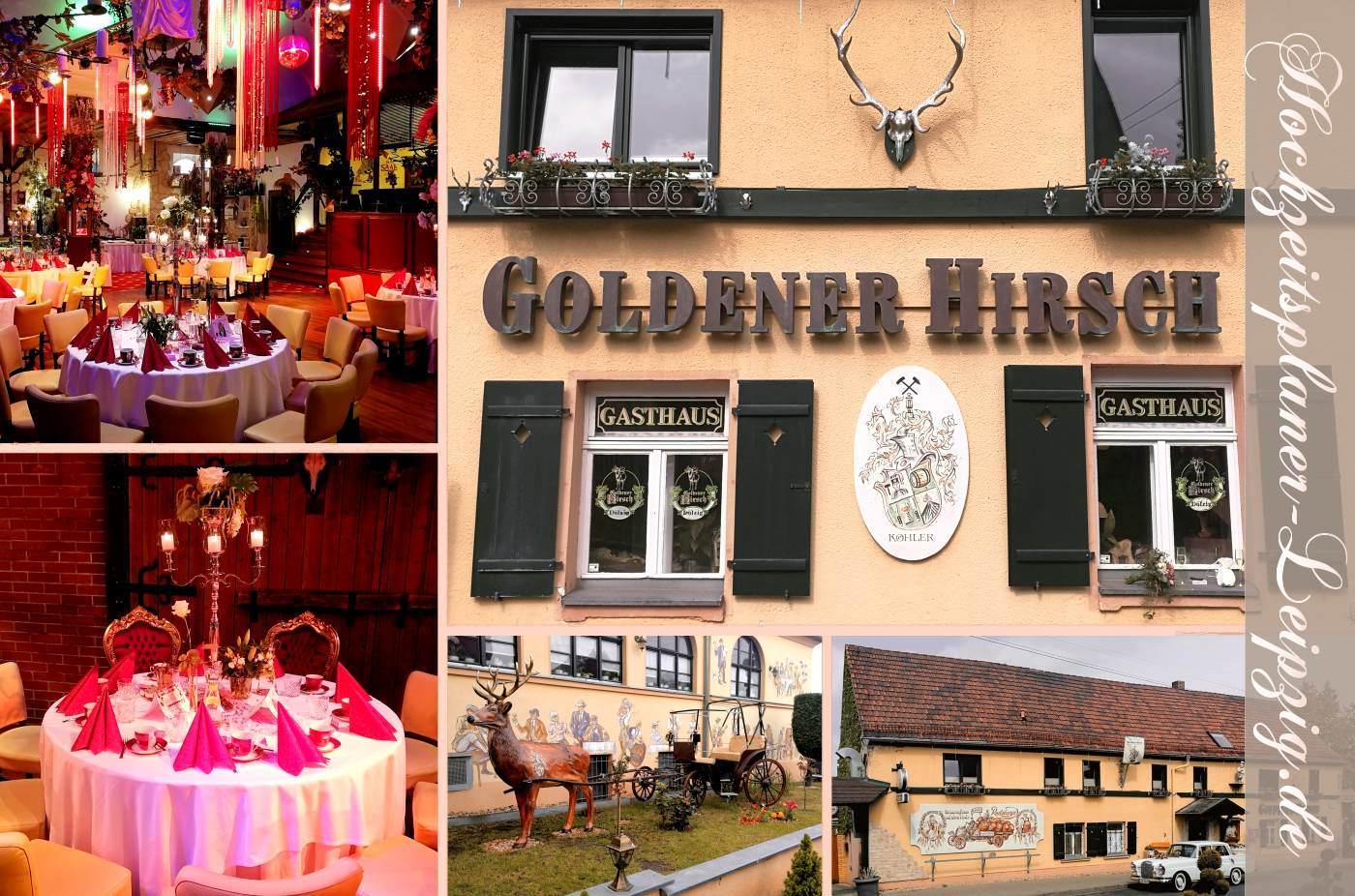 Dölzig Goldener Hirsch