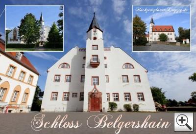 Heiraten im Schloss Belgershain - Hochzeitslocations & Standesamt Naunhof Trauorte