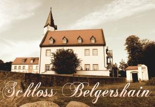 Heiraten im Schloss Belgershain